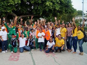 La Fundación Chevrolet y FIDES llegaron a Cartagena