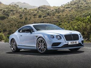 Bentley Continental GT 2016 se presenta en Suiza
