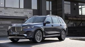 BMW X7 2019 llega a México, la camioneta más lujosa y grande de la familia