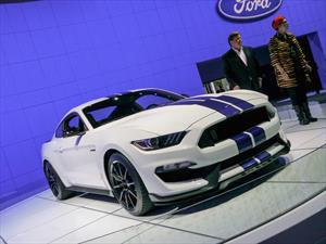 Ford Mustang Shelby GT350 2016, la leyenda continua