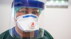 Kia está produciendo protectores faciales para combatir al coronavirus Covid-19