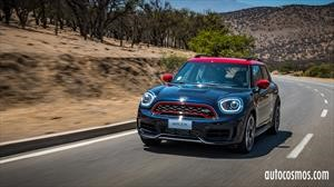 MINI Coutryman JCW 2020 en Chile, un crossover de alto performance