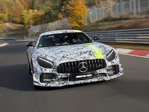 Mercedes-AMG GT R Pro, el mas extremo
