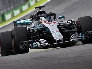 Mercedes obtiene su quinto título consecutivo en la F1