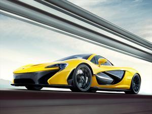 McLaren P1 con 903 Hp