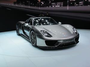 Porsche 918 Spyder, el buque insignia alemán