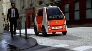 Renault EZ-Pod, propuesta eléctrica y autónoma basada en el Twizy