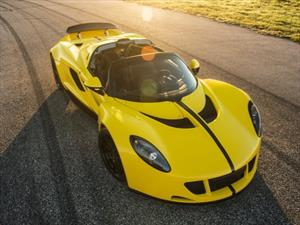 Hennessey Venom GT Spyder, ahora con 1.451 CV