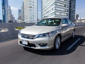 Honda Accord EXL Navi 2013 a prueba