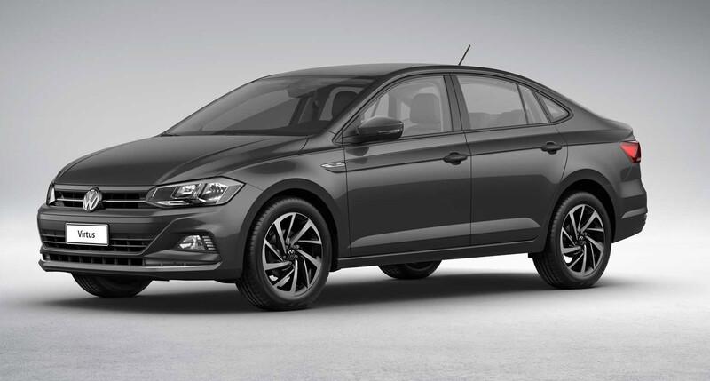 Volkswagen Virtus MY 2022 , precios y más en Argentina