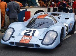 Porsche 917,  medio siglo de un auto histórico