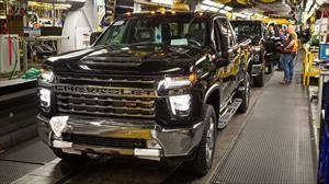 Chevrolet Silverado Heavy Duty aumenta producción