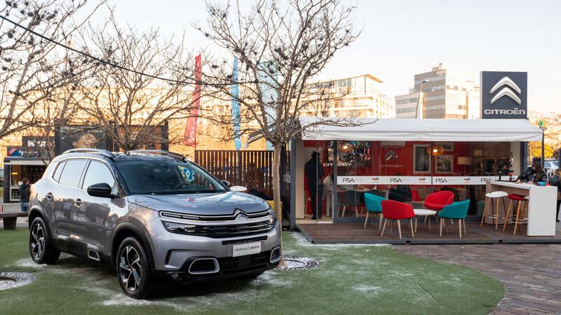 Citroën Argentina trae La Maison a Buenos Aires