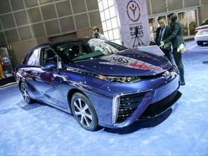 Toyota Mirai, el futuro es el Hidrógeno