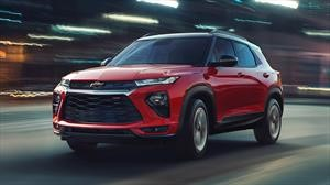 Chevrolet Trailblazer 2021 debuta