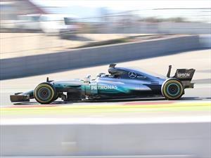 Los F1 2017 ya son los más rápidos de los últimos 9 años