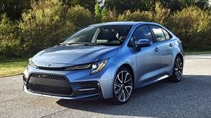 Toyota Corolla 2020 es premiado como Green Car of the Year
