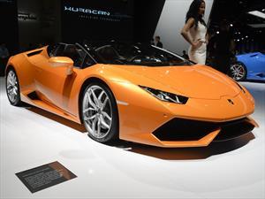 Lamborghini Huracan Spyder, tormenta perfecta