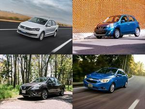 Los vehículos más robados en México durante 2018