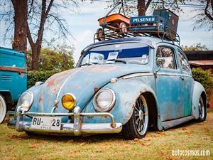 Fotos: Chile no tendrá Mundial pero tiene su Día del Volkswagen Escarabajo