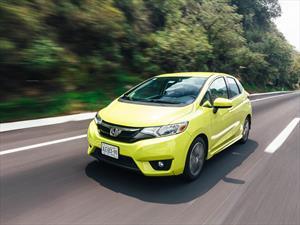 Honda Fit 2015 a prueba