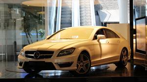 Mercedes-Benz CLS 63 AMG debuta en Chile