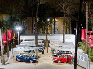 Verano 2018: Audi llena de arte la costa atlántica