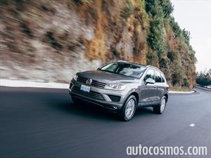 Manejamos la Volkswagen Touareg 2015