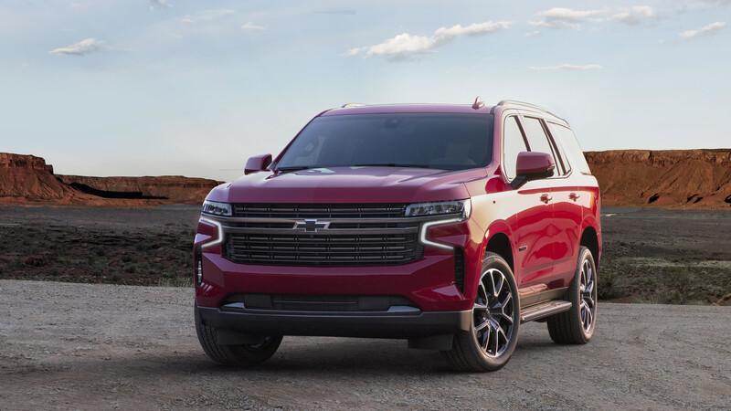 Chevrolet Tahoe 2021 se presenta en la región