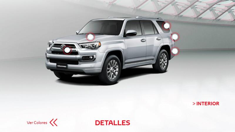 Toyota le apuesta a la reactivación del país