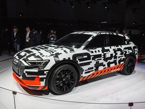 Audi e-tron prototype, la primera SUV 100% eléctrica de la marca