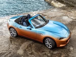 Mazda MX-5 Levanto por Garage Italia Customs, ejemplar único