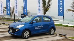 Hyundai prepara el regreso del Atos a Chile
