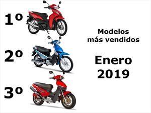 Top 10: Los modelos de motos más vendidos en enero 2019