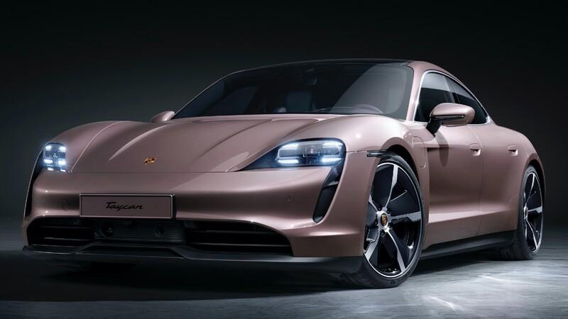 Porsche Taycan agrega una versión base, con más de 400 hp; vale 80,000 dólares