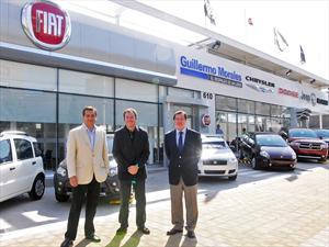 Red de Concesionarios de Grupos Chrysler y Fiat se expande