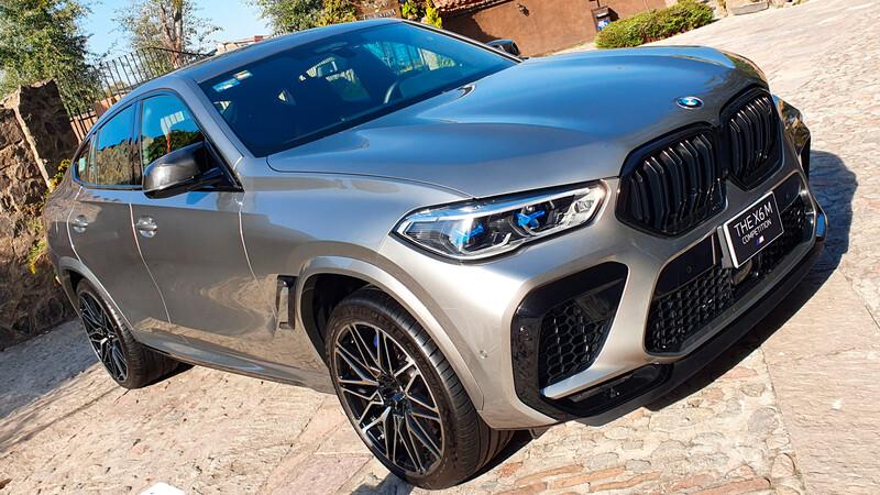 BMW X6 M Competiton 2021 llega a México, la SUV Coupé más rabiosa de la firma bávara