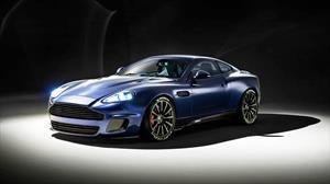 Aston Martin Vanquish 25 by Callum es un clásico que renace actualizado