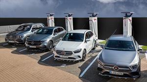Así serán los nuevos autos híbridos plug-in de Mercedes-Benz
