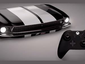 Xbox One inspirado en el Mustang y Lamborghini Centenario