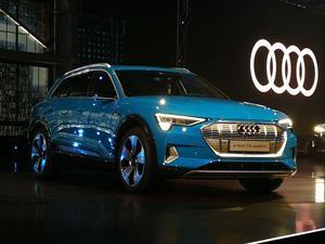 Audi e-tron 2020, el primer eléctrico