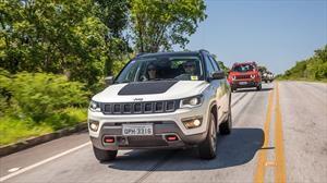 El Jeep Compass estrenará el nuevo motor turbo de FCA