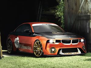 BMW 2002 Hommage Concept en Pebble Beach 2016
