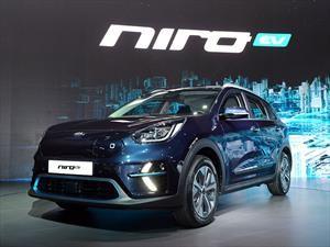 Kia Niro EV electrifica el Salón de Busan