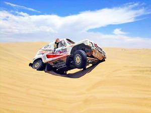 Race2Recovery, con el patrocinio de Land Rover, logra la hazaña