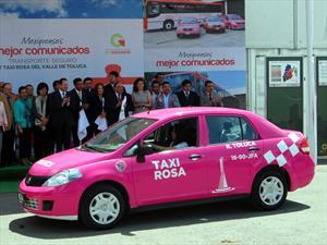 Taxis para mujeres en México, ¿Transmilenio en Bogotá?