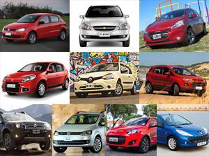 Top 10: Los autos más vendidos en Argentina en septiembre 2013