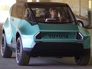 Toyota uBox Concept, el auto ideal del futuro