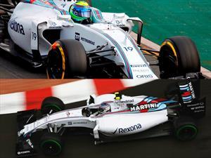 Tecnología de BT da un mejor rendimiento al Williams Martini Racing
