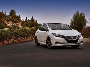 Oficial: Nissan Leaf viene a Argentina
